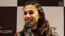 Watch Taapsee Pannu Decode Her Personal Style for Winters in This Video