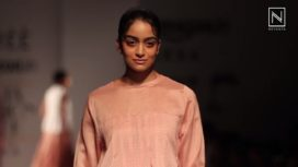 Three by Pallavi Dhyani at Amazon India Fashion Week Spring Summer 2018