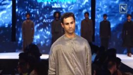 Antar Agni at GQ Fashion Nights 2017