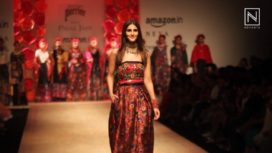 Vaani Kapoor Shares Her Thoughts While Walking Ramp at AIFWSS 2018