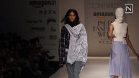 Huemn at Amazon India Fashion Week Spring Summer 2018