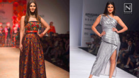 Designers and their Showstoppers-Vaani Kapoor and Aahana Kumra