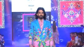 Ajay Kumar at India Beach Fashion Week Winter Celebrations 2017