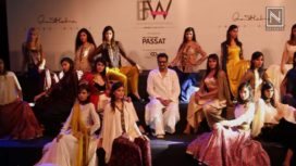 Anand Kabra at India Beach Fashion Week Winter Celebrations 2017
