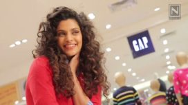 Saiyami Kher Shares Her Childhood Memories