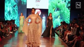 The Ofu at India Beach Fashion Week Winter Celebrations 2017