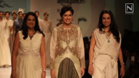 Ekru at Amazon India Fashion Week Spring Summer 2018