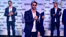 Hrithik Roshan Shares His Sporty Side in This Video