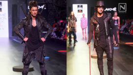 Designers and their Showstoppers-Vidyut Jammwal and Ali Fazal