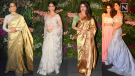Celebs at Virushka Mumbai Reception