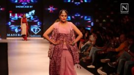 INIFD Students Showcase at Pune Fashion Week 2017