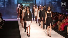 Beauty Show by Students of ISAS at Pune Fashion Week 2017