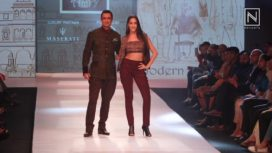 Sanjay Suri on his Showstopper Outfit for Rohit Kamra and Fashion Choices