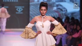 Santhosh Kumar Sunanda Showcase at Pune Fashion Week 2017