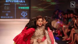 Charity Walk by Smile Foundation at Pune Fashion Week 2017