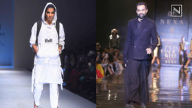 Designers and their Showstoppers-Abhay Deol and Anushka Manchanda