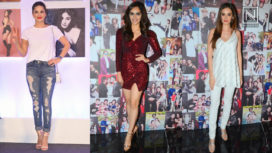 Celeb Fashion at Daboo Ratnani 2018 Calendar Launch