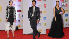 Celeb Fashion at Mirchi Music Awards 2018