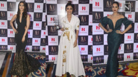 Celeb Fashion at Brand Vision Summit and Awards 2018