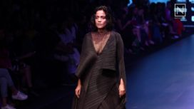 Priyanka Bose Walks for Bloni at Lakme Fashion Week Summer Resort 2018
