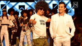 Rahul Khanna Walks for Narendra Kumar at Lakme Fashion Week SR 2018