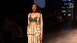 Ikai by Ragini Ahuja Showcases at Lakme Fashion Week Summer Resort 2018