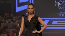 Malaika Arora Turns Muse to De Belle at Lakme Fashion Week SR 2018
