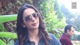 Rakul Preet Singh On Fashion and her Character in Aiyaary