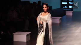 Yami Gautam Turns Muse to Manish Malhotra at Lakme Fashion Week SR 2018