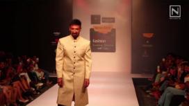 The Label Rainush at Bangalore Fashion Week Summer Online 2018