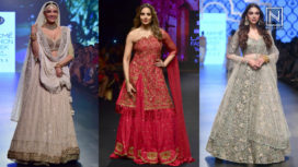 Celeb Showstoppers on Day 4 for Lakme Fashion Week Summer Resort 2018