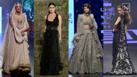 Celeb Showstoppers at Lakme Fashion Week Summer Resort 2018