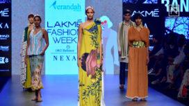 Studio Verandah Showcases at Lakme Fashion Week Summer Resort 2018