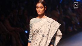 Gaurang Shah Showcases at Lakme Fashion Week Summer Resort 2018