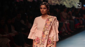 Nakita Singh Showcases at Lakme Fashion Week Summer Resort 2018