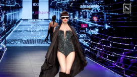 Namrata Joshipura Showcases at Amazon India Fashion Week Autumn Winter 2018