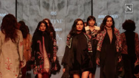 Patine Launches Latest Collection at Amazon India Fashion Week Autumn Winter 2018