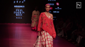 Pero Showcases the Story of Two Friends at Amazon India Fashion Week AW 2018
