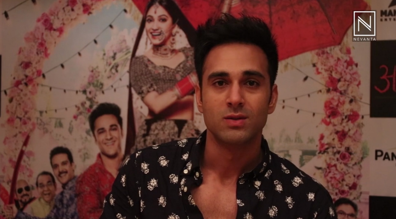 Veerey Ki Wedding.Pulkit Samrat Wishes Happy Holi And Urges To Watch Veerey Ki Wedding