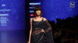 Rabani & Rakha at Amazon India Fashion Week Autumn Winter 2018