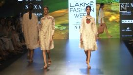 Vrisa at Lakme Fashion Week Summer Resort 2018