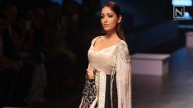 Yami Gautam Loves the Trans-seasonal Saree by Manish Malhotra