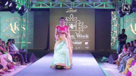 AKS Fashion Store Showcases at Andhra Pradesh Fashion Week 2018