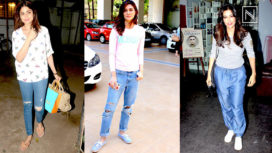 Some of the Best Street Style Looks Bollywood Celebrities Sported in March 2018