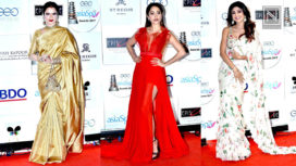 Bollywood Celebrities Grace the Red Carpet at Asia Spa Awards 2018