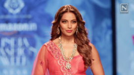 Bipasha Basu Bedazzles at Amazon India Fashion Week Autumn Winter 2018