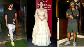 Bollywood Celebrities Flaunt their Best Looks On and Off-Carpet