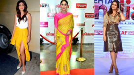 The Best Looks Sported by Bollywood Celebrities from April 2018