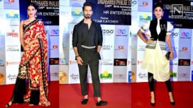 Celebrities at Dada Saheb Phalke Excellence Awards 2018