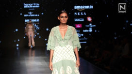 Rachel Bayros Talks About Amazon India Fashion Week Autumn Winter 2018